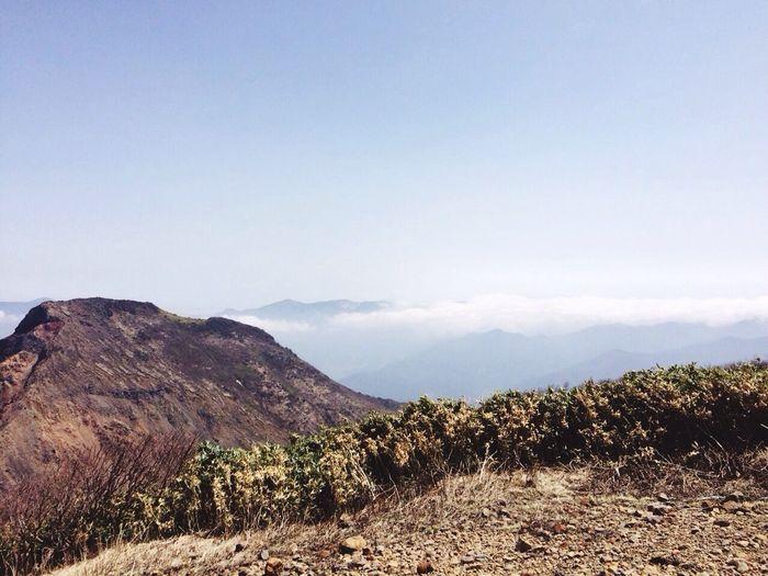 磐梯山 Mountains Trecking
