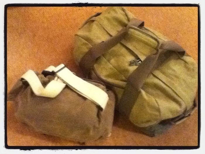 Heading out tomorrow morning for a few days in LA. 2 - Nikon FMs & 17 rolls of film and a D200.