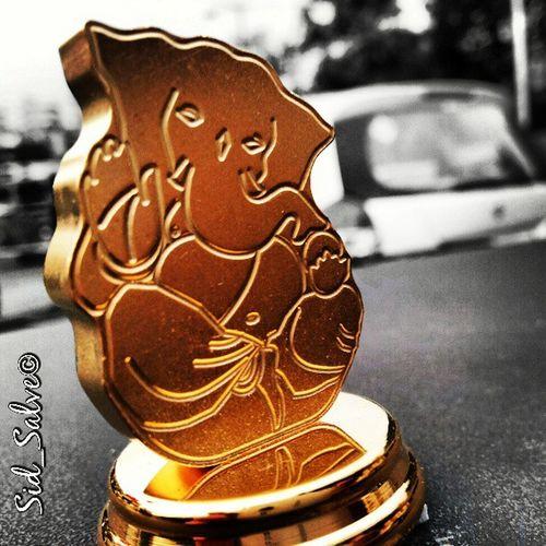 Ganpati Bapa Morya..!!! Ganpatibapamorya Ig_india Instagram Instamumbai Indiaincredible India India_gram Igers_mumbai