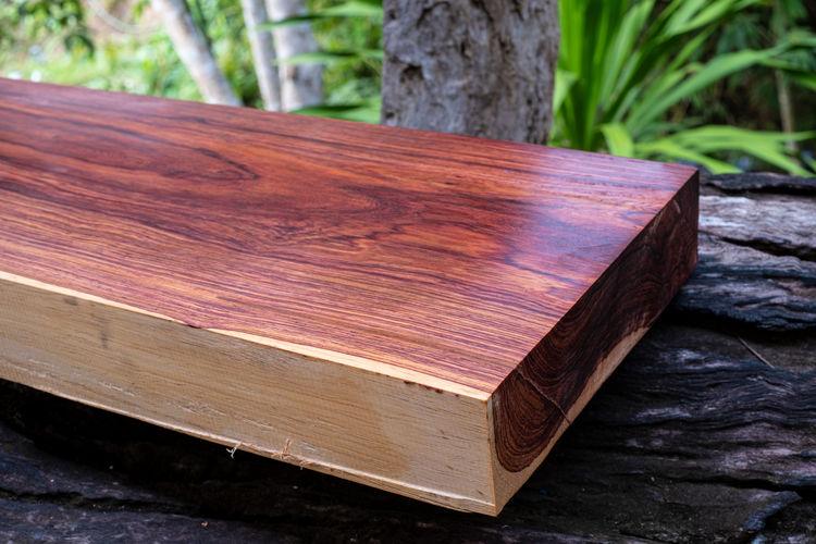 Wood logs of