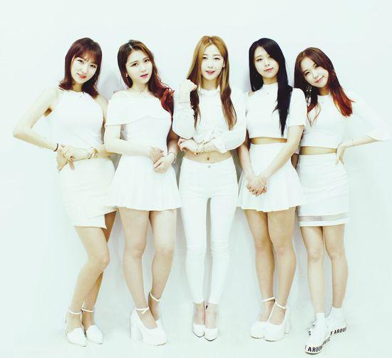 걸그룹 더스타즈 단체사진 걸그룹 더스타즈 K-POP First Eyeem Photo