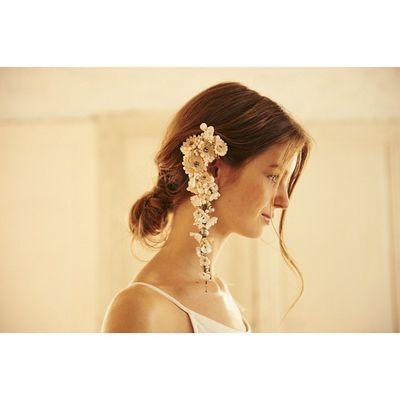 先程投稿ドレスに合わせた、たわわなイヤーカフ、主役級のハンドメイドアクセサリーだからシンプルなドレスに合わせていただきたいです(⌒_⌒) Cliomariage Weddingdress Dress ドレス カラードレス クリオマリアージュ ウェディングドレス タキシード ガーデンウエディング Wedding ウェディング 結婚 結婚式 結婚式準備 Accessory アクセサリー ギフト ブライダル Fashion ファッション ナチュラル 東京 渋谷 Japan 婚纱 撮影プレ花嫁イヤーカフハンドメイド