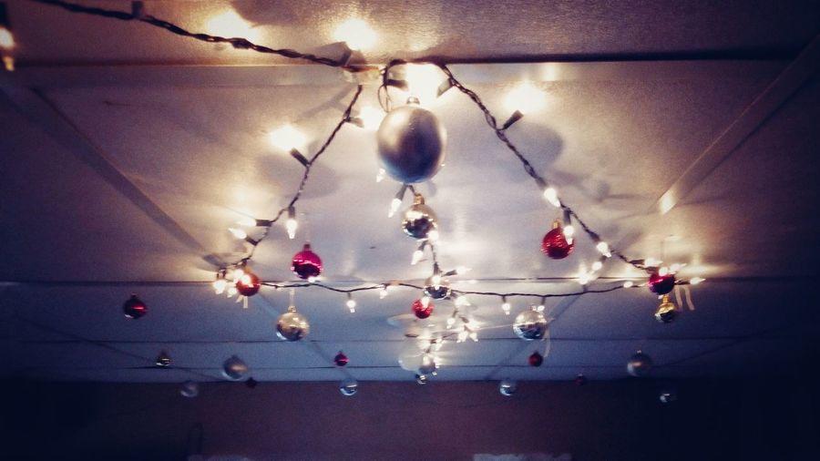 Navidad sobre el cielo First Eyeem Photo