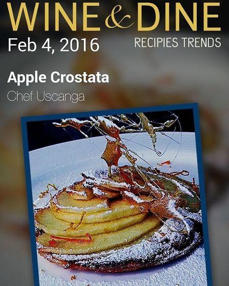 Applecrostata Apple Crostata Fruit Manzana Caramel Caramelo Delicious Chefuscanga Like4like Tagsforlikes Likeforlike Delicious Tasty Sweet