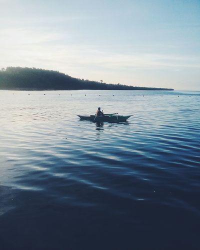 Sealife AdvetureofCJ Fishermanslife Sunset Seaislove Camotes❤