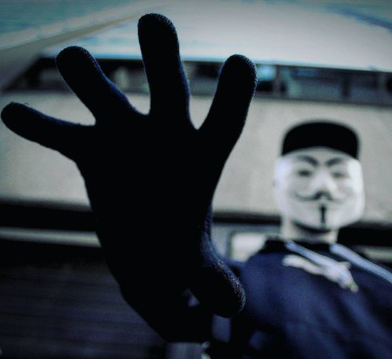 Anonymous Anonymous Mask Close-up Day Glove Grab Hand Human Body Part Human Hand Indoors  One Person People Real People