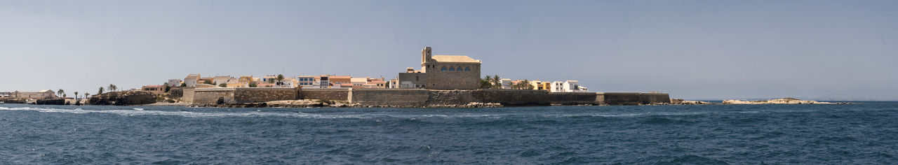 Alicante Island Mediterranean  Mediterranean Sea Old Town SPAIN Tabarca Tabarca's Island Tourist Destination