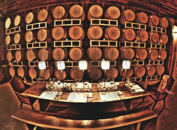 Winetasting Lambertbridge Healdsburg Sonoma Ñapa Winery Wine Wineo