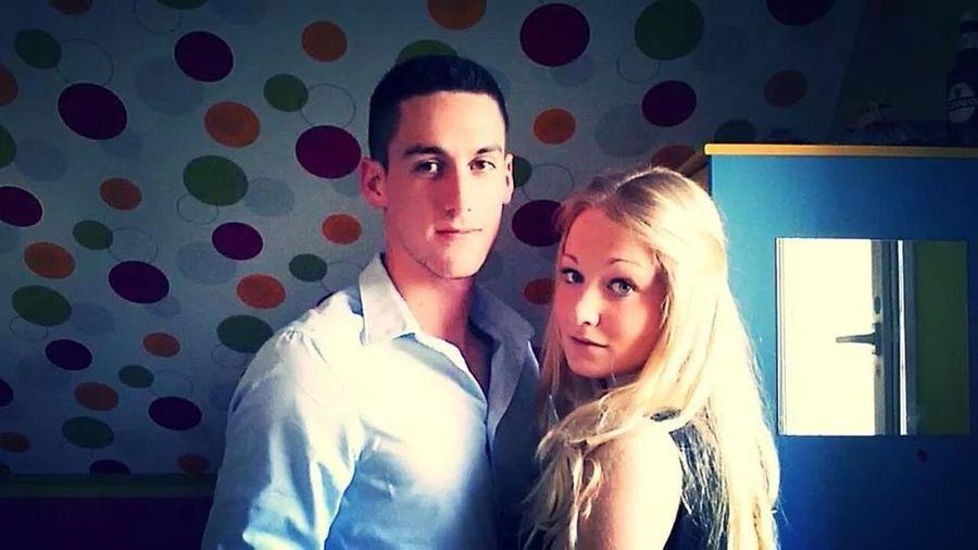 Happy Couple Amour