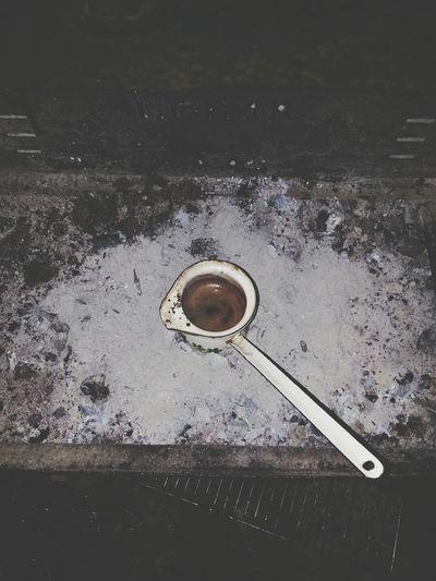 Türkkahvesi Közde Turkish Coffee