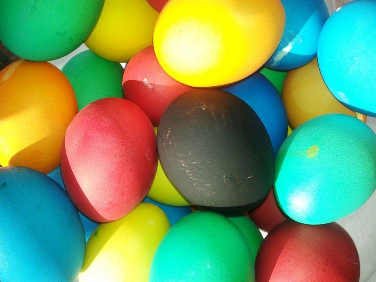 Easter Ready Eastereggs Bunt ❤️ Colorful Enjoying Life InTheDark Spring Nice Day Blacksheep Easter Sunday Ostereier Bunte Ostern Eierfärben Ostern Ostern 2015 Eier