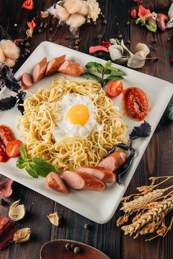 Food Food And Drink Egg Vegetable Table Healthy Eating Freshness