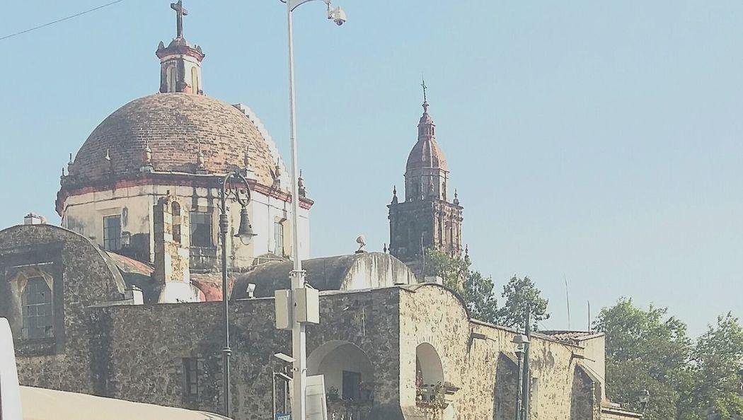 Catedral Cuernavaca Mexico Turism Turismo
