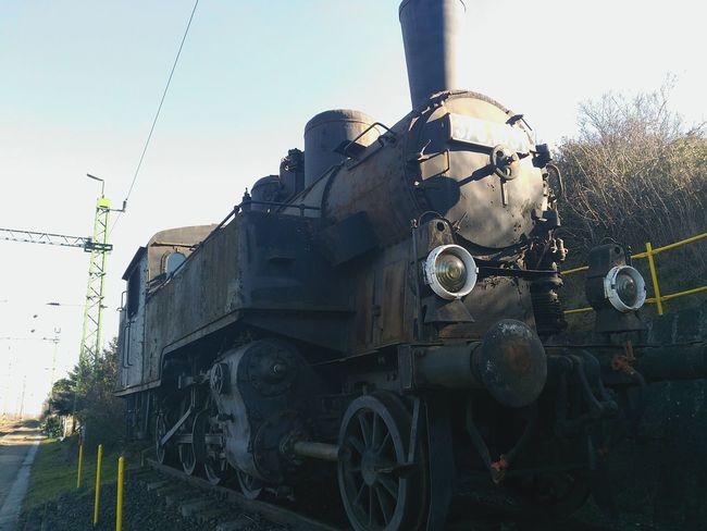Locomotive Old Locomotive Zenfone Photography Trainphotography Train Iron Horse