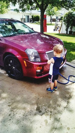 Fast Cars Cadillac Boys And Their Toys Start Em YOUNG