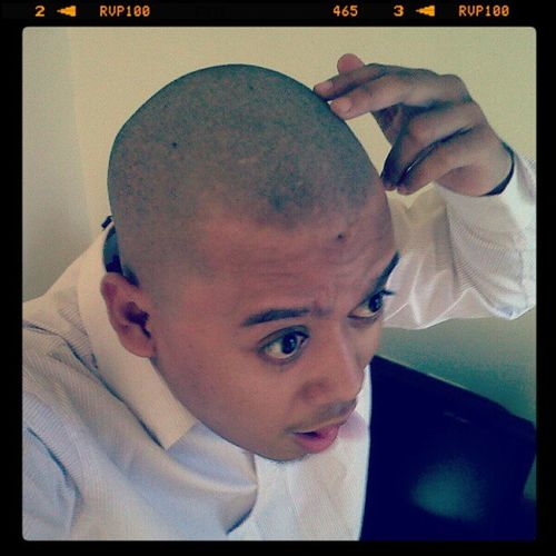 Inilah hasil dri kekejaman Hair Draiser kemaren!! Haha.... Haircut YopieSalon AxiooPicoPad JadiBoksi cc: @Priinces_Lia