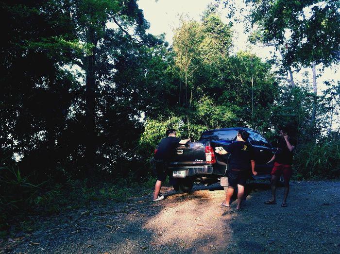 Road Trip! Chilling ✌ Camp Enjoy ✌
