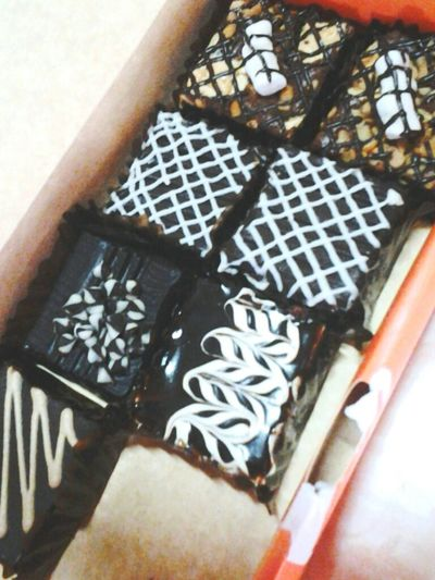 I deserve a treat. Brownies lover. Food Sweets AssoRted First Eyeem Photo