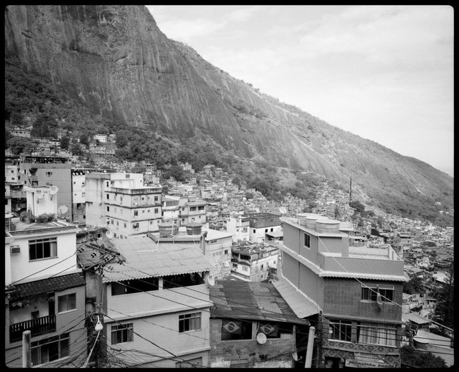 The Santa Marta Favela and Viewpoint of Rio de Janeiro Analogue Photography Atlantic Ocean Black And White Branches Brazil Cloudy Rio De Janeiro Favela Favela Houses Montains    Mountain Trees Nature No People Outdoors Plaubel Makina 67 Rio Bay Rio De Janeiro Rio Favela Rio Mountain Santa Marta South America Top Of Rio Trees Urban View From Above The Architect - 2017 EyeEm Awards The Photojournalist - 2017 EyeEm Awards