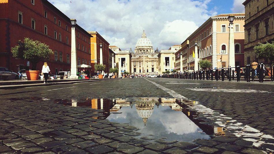Vatican Rome Basilica Di San Pietro In Vaticano Streetphotography My Commute