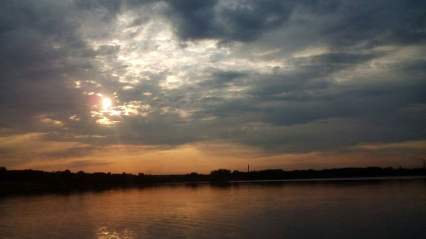 Lakes  Wonderful Place Clouds And Sky Peace And Quiet Beautiful Day Харьков