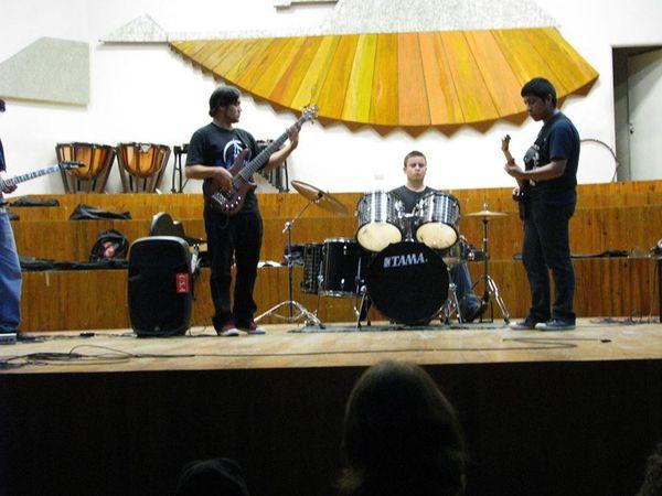 PlayingGuitar ConservatorioNacional Funk