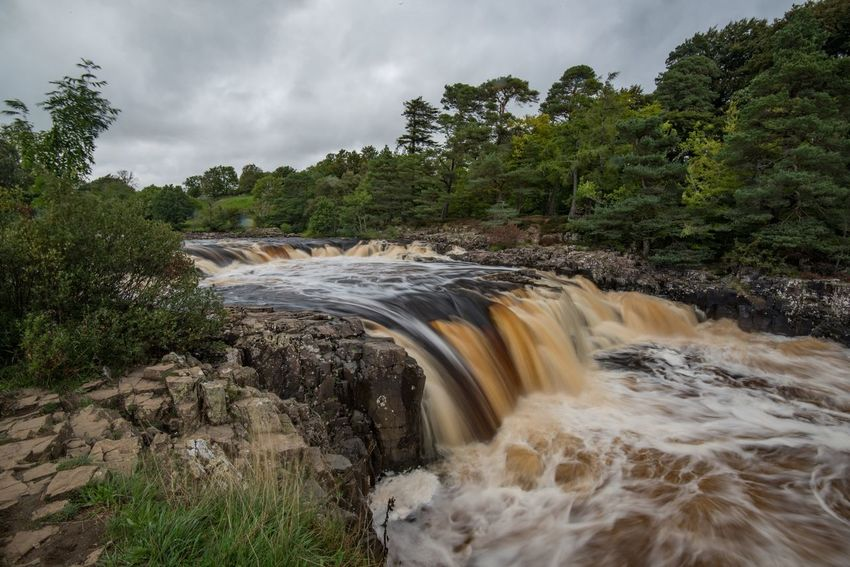 Low Force, Teesdale Skyporn Hiking Teesdale Clouds And Sky Sky And Clouds Storm Cloud Nikonphotography Landscape_photography Landscape_Collection Nature Photography Water_collection Waterscape Countryside Eye4photography  EyeEm Best Shots EyeEmBestPics Tree Plant Water Motion Beauty In Nature Sky Scenics - Nature Waterfall Cloud - Sky Flowing Water Long Exposure