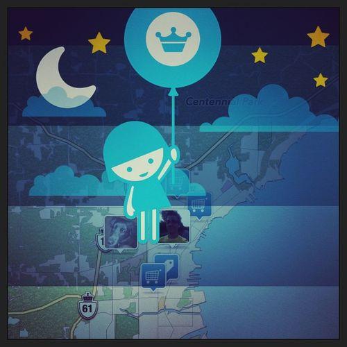 Foursquare anyone ? :)