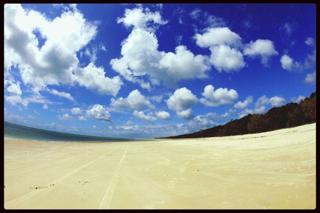 Stradbroke Island, Queensland Australia Stradbroke Island HDR Nature Clouds And Sky