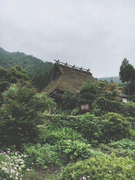 Miyama Kyoto Rain Countryside Ultimate Japan Colour Of Life