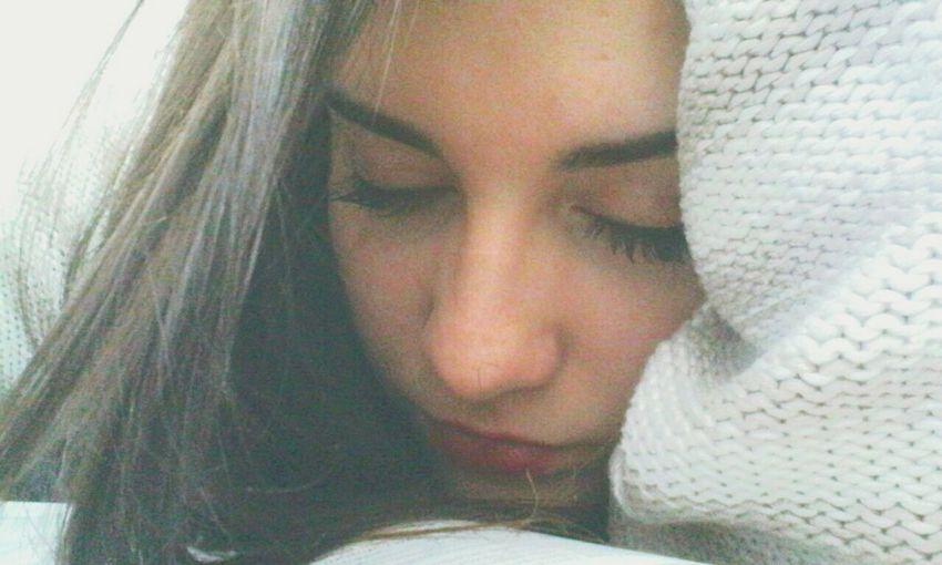 Che forse se dormo é meglio.