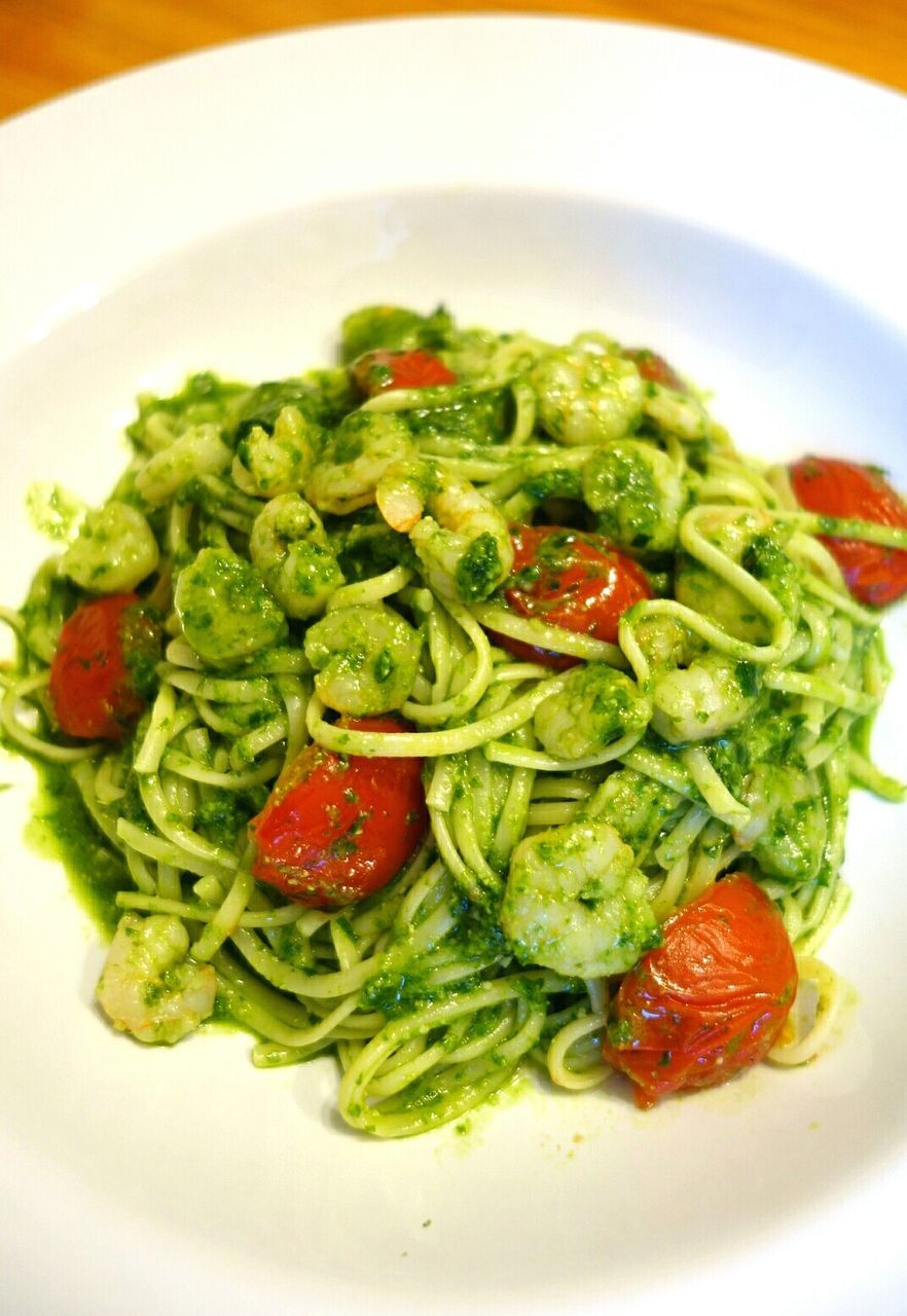 healthy eating, food, food and drink, freshness, plate, tomato, ready-to-eat, salad, vegetable, italian food, indulgence, serving size, green color, indoors, no people, close-up, vegetarian food, day