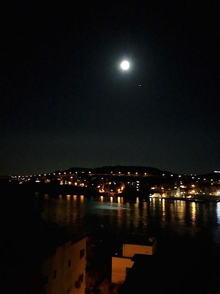 Xemxija l St Paul's Bay Malta Mediterranean  Bay Sea