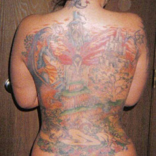 Tattooed Tattoohotties Tattooedmomma