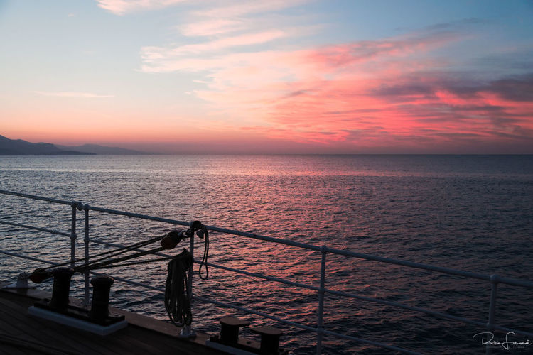 I got the chance to sail for few days aboard the French 3 mâts Belem back in the summer 2014. Such a great experience to navigate on this astonishing ship. We went from Marseilles to Nice passing through the Golden Islands. Antibes Port Blue Colours Lifeatsea Morning Light Morning Sky Morning Sun Mountain Orange Pink Rope Sail Sea Seascape Sky Sky And Clouds Sunrise The Belem