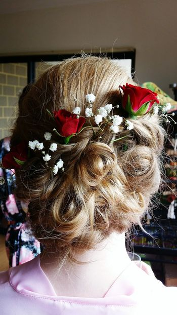 Wedding hair. Wedding Hair