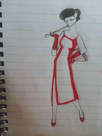 DODO★ Red Lady