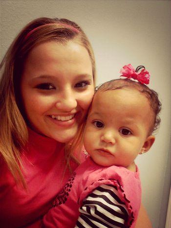My baby girl! (;
