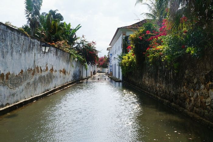Water Day No People Architecture Travel Destinations City Paraty - RJ Brasil ♥ Vacations Architecture