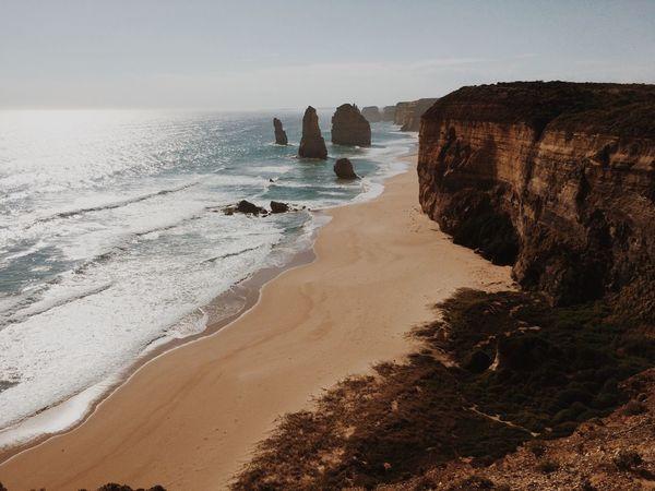 Australia Melbourne EyeEm Nature Lover IPhoneography Neture Thegreatoceanroad Twelveapostles Twelve Apostles