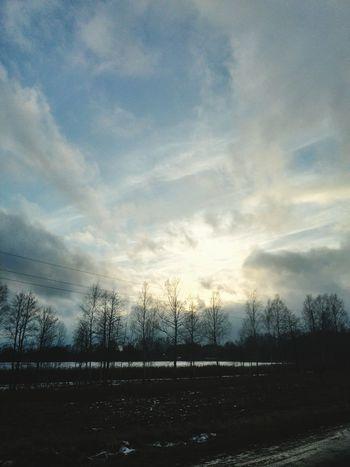 beautiful winter ❄❤ Taking Photos Enjoying Life Hello World Winterwonderland Winter Cold Winter ❄⛄