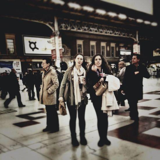 Candid London Underground AMPt - Shoot Or Die The Passenger