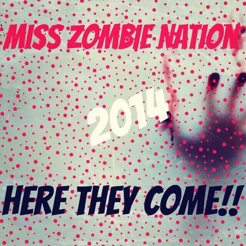 Zombie Zombienation Misszombienation 2014