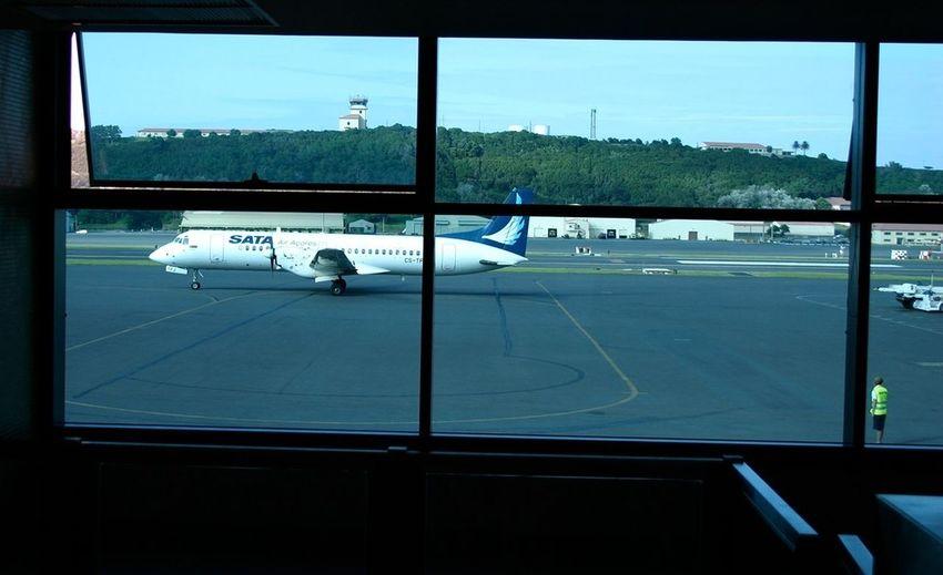 Base das Lajes - Ilha Terceira - Açores Airport