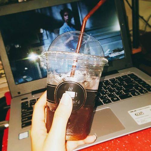 ขาดเธอไม่ได้ หัวใจขอสารภาพ ~ Tiffydailyfood Coffee Iceamericano