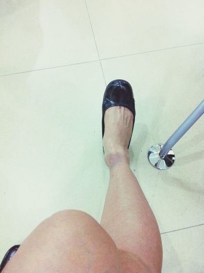 That's Me Clumsy  Legs Shoes Waiting Hurt Secondhome Hospital My Doctors Sick