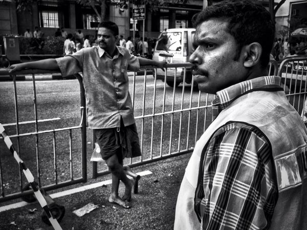 Streetphotography Blackandwhite Streetphoto_bw Thaipusam Marshal Road Indian Culture Monochrome Photography