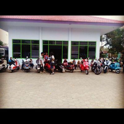 BaksosRamadhanMalves2014 MalangVespa Malves  Malang Vespa BrotherHood