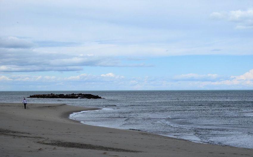 Alone Sea Beach