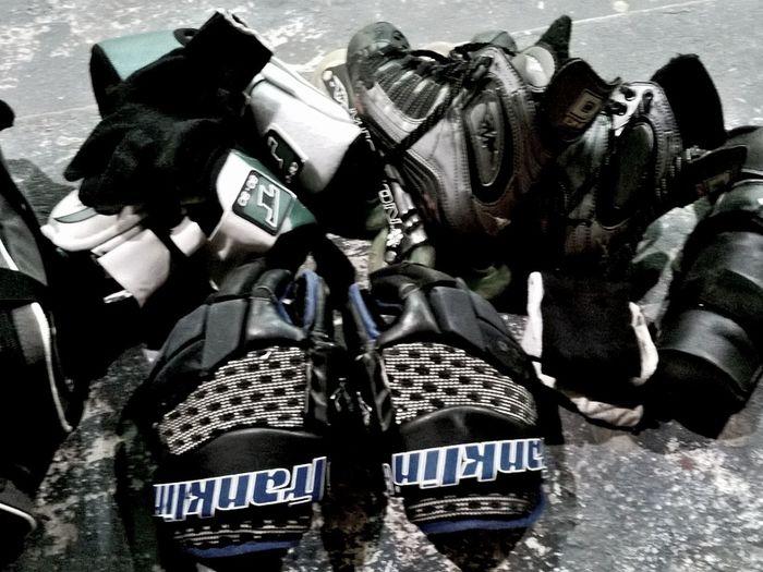 Chegou Mais Um Fim De Treino ;) Agora Voltando Pra Minha Casa E Só Descansar #HockeyInLine#Carmo#HockeyBelém